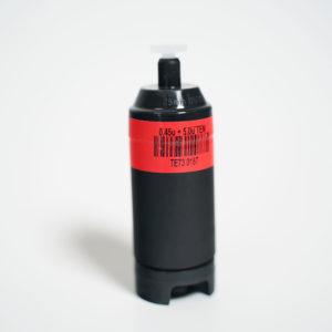 25mm Air Cassette .45um TEM