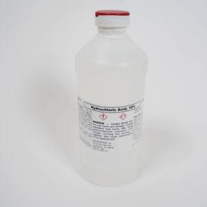 Hydrochloric Acid Soln 10% 500ml