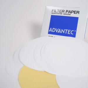Fiber Filter GC50 42.5MM 100pk