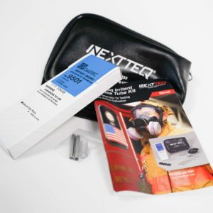 Air Flow Indicator Kit, Smoke tubes, Asp Bulb