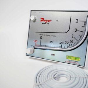 #480 Vaneometer 25-400 fpm